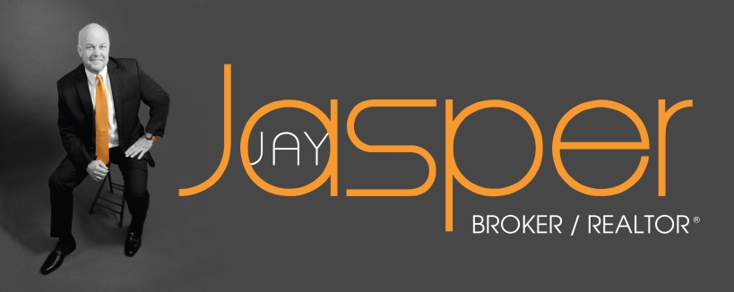 Jay Jasper logo w photo